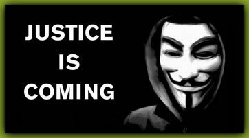 justiceiscoming