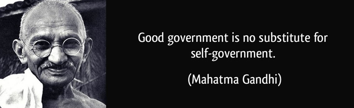 quote good government