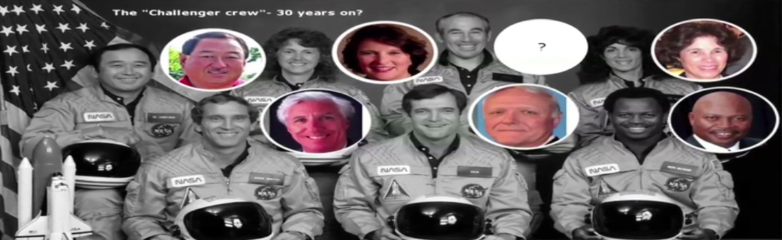 challenger crew 30yrs later