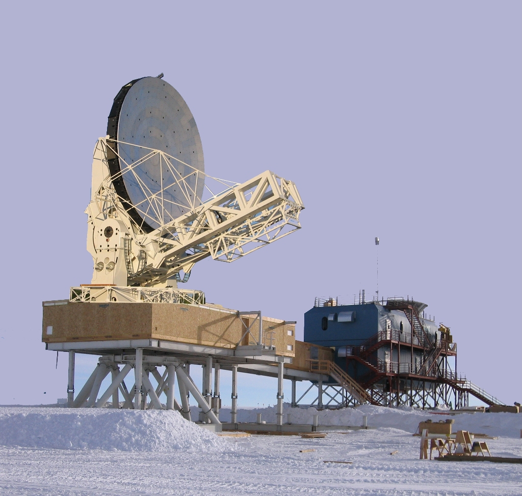 South-Pole-Telescope